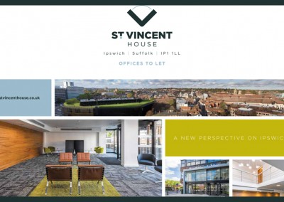 St Vincent House, Ipswich