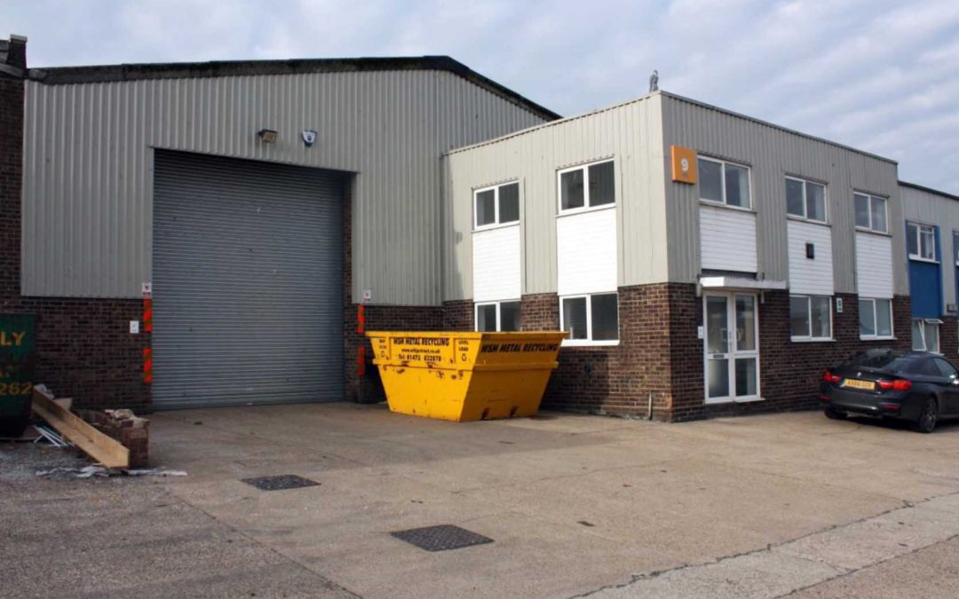 Unit 9, Farthing Rd Industrial Estate, Ipswich
